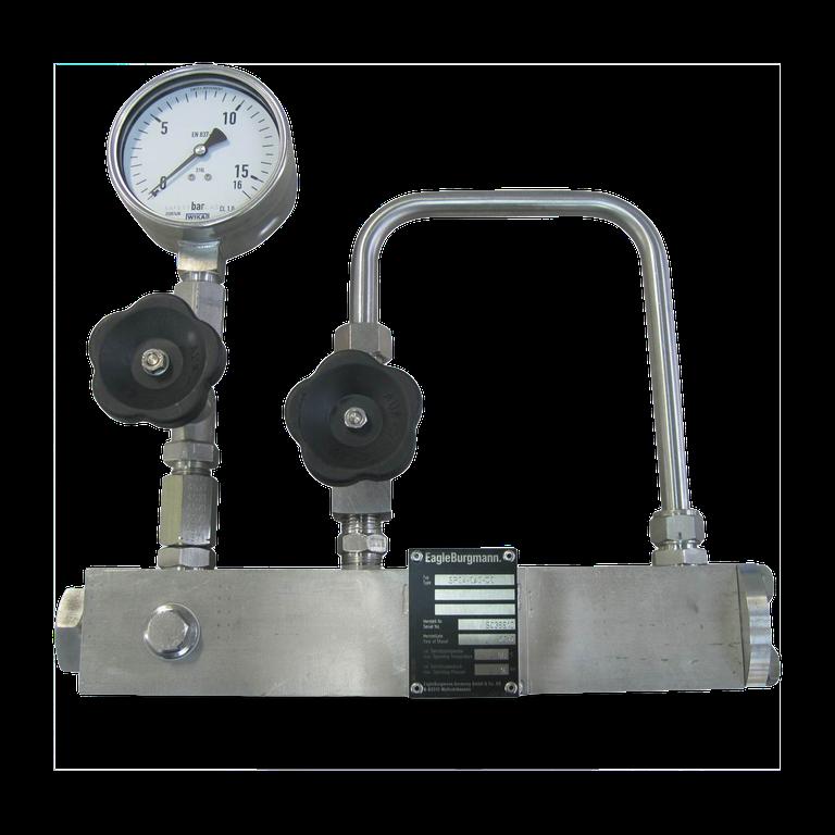 SPX6 <br/>Flush unit